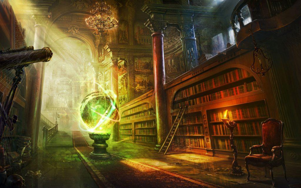 """Giorgio e """"il libro"""" parlante della biblioteca magica"""