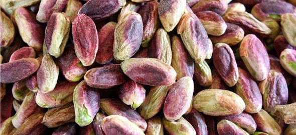 Il pistacchio, l'oro verde utilizzato e rinomato in tutto il mondo.