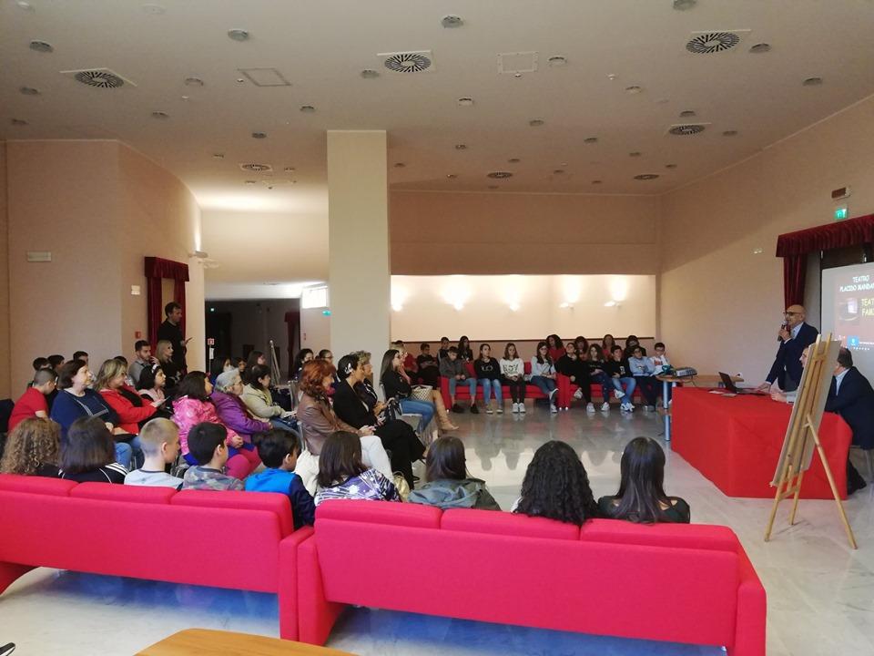 """Al """"Teatro Mandanici"""" grandi novità per le famiglie"""