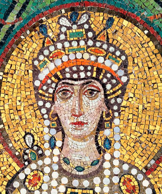 Teodora, l'imperatrice dalla storia controversa