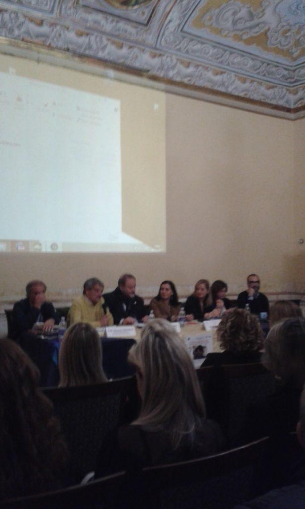A Palazzo D'Amico conferenza contro la violenza sulle donne