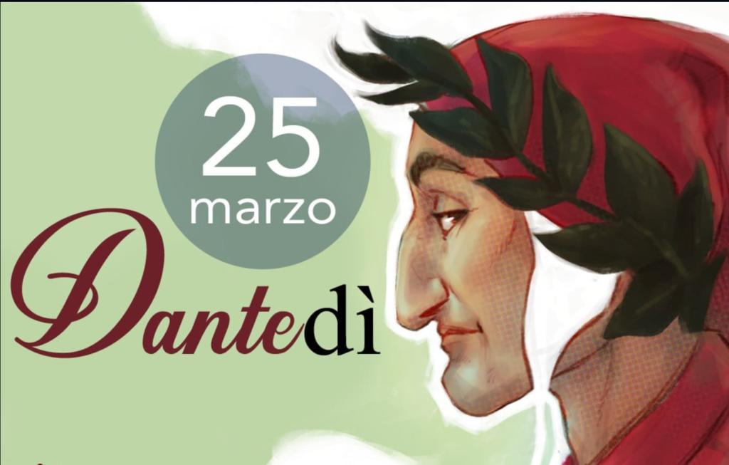 Il Dantedì per celebrare la nostra identità: Dante e l'italiano