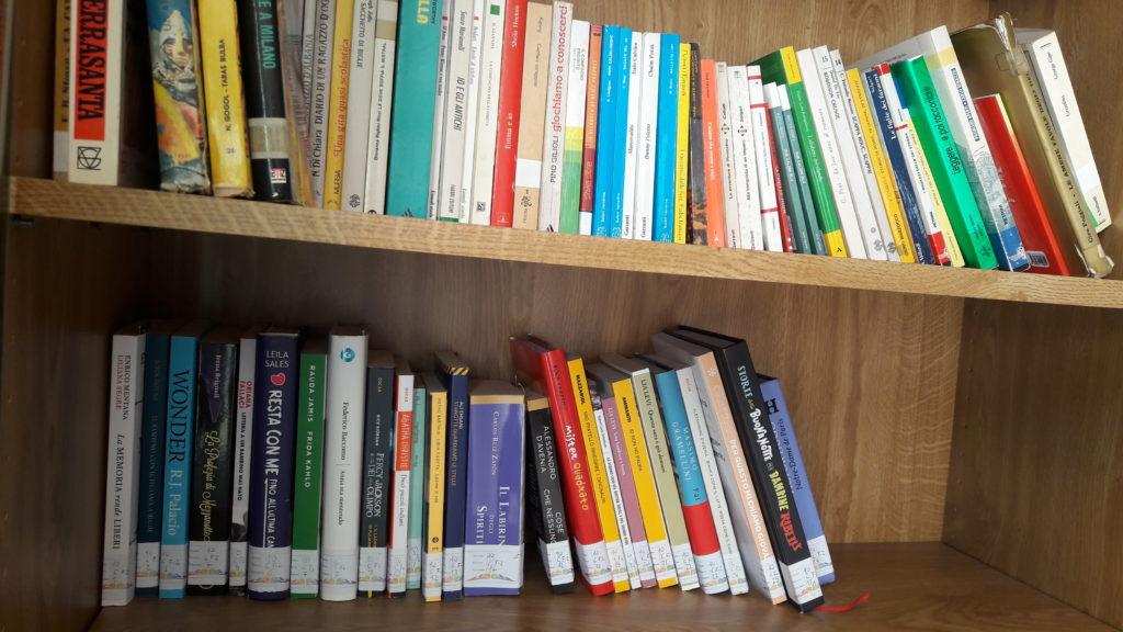 """La """"Bibliotec@Arcobaleno"""" dell'Istiuto Comprensivo  Foscolo"""