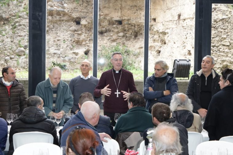 Visitatori speciali ospiti a pranzo al Museo Regionale di Messina