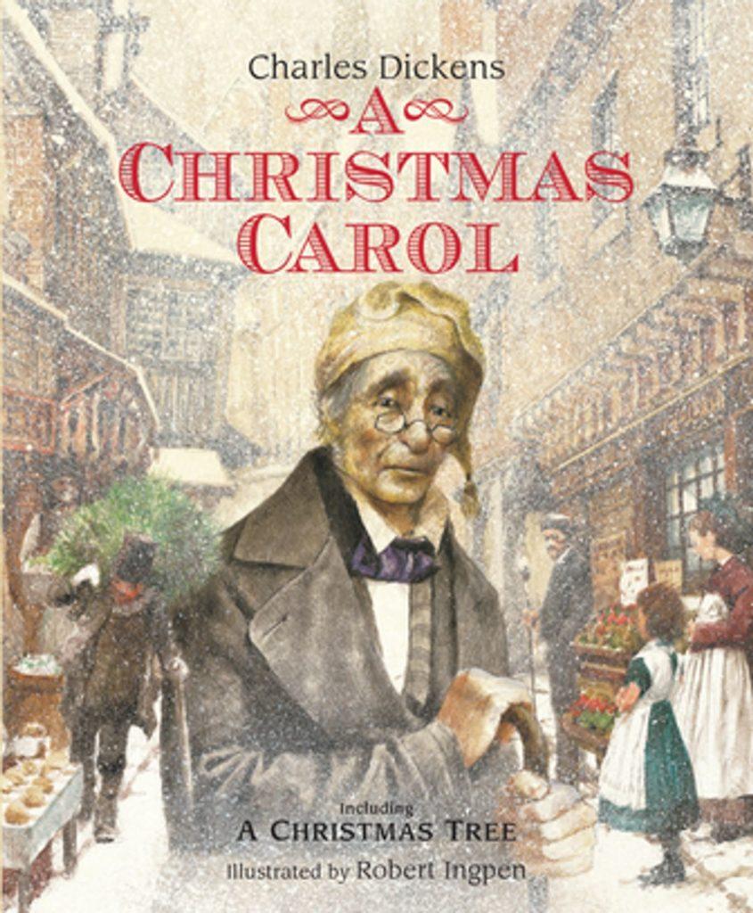 Canto di Natale di Charles Dickens. Recensione di un alunno