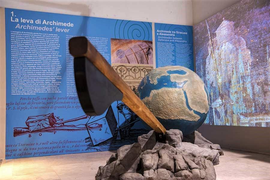 Archimede e le macchine da guerra: storia di un genio targata Siracusa