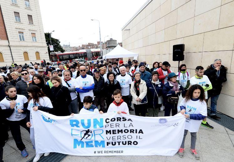 Run for men, la corsa della memoria a Livorno per non dimenticare!