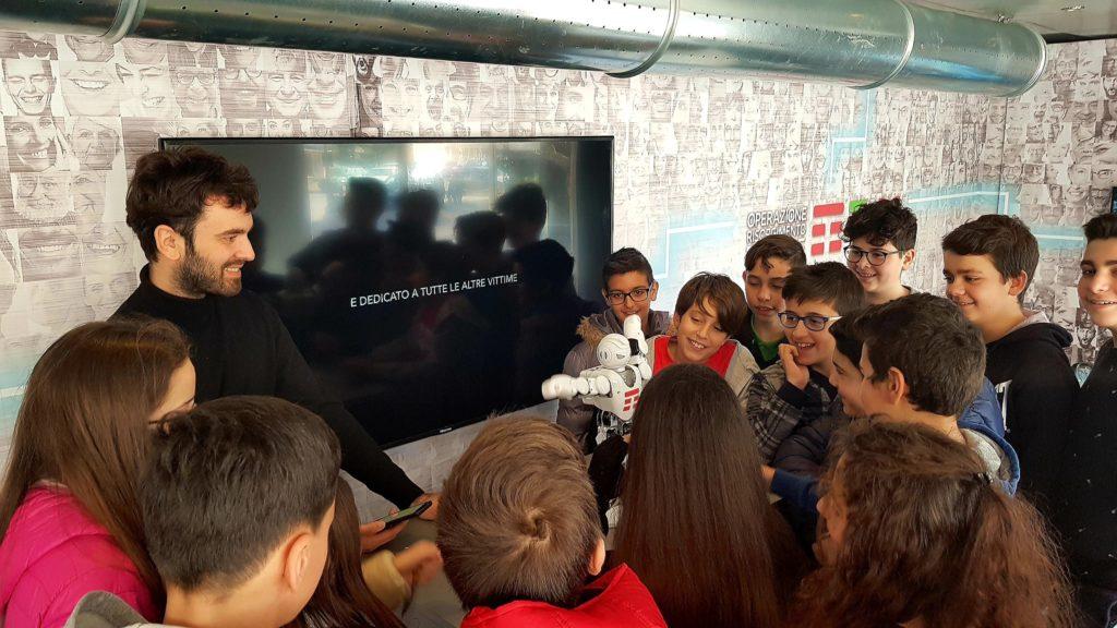 """Risorgimento Digitale TIM """"Zirillini"""" presenti all'Operazione"""
