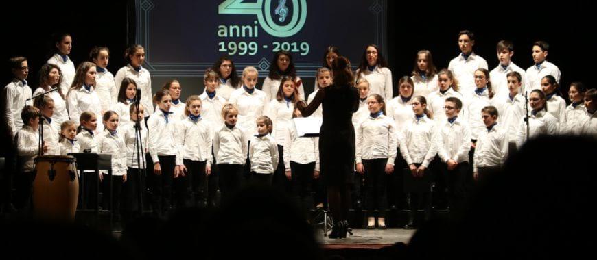 """""""I Piccoli Cantori"""" i vent'anni di attività raccontati dalla sua fondatrice"""