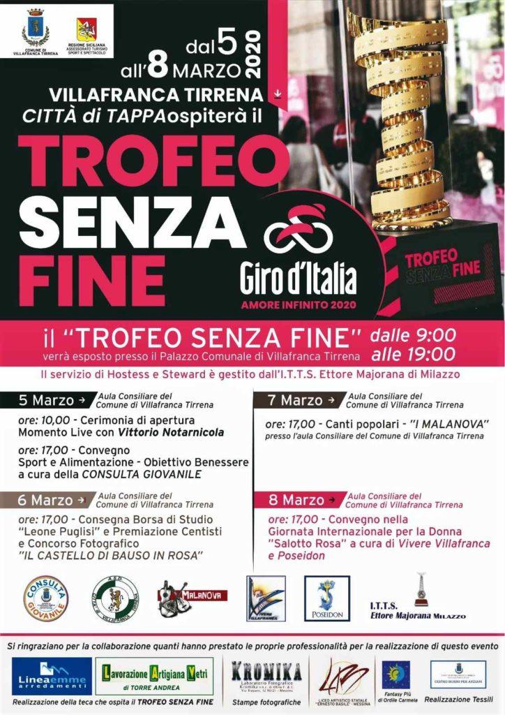 """Presenti al """"Giro d'Italia""""."""