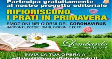 """Lombardo Edizioni: progetto editoriale """"Rifioriscono i prati in primavera"""""""