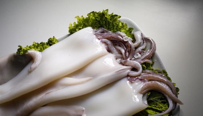 I Calamari: fonte di energia e benessere