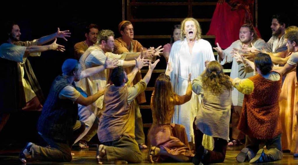 JESUS CHRIST SUPERSTAR mezzo secolo di emozioni