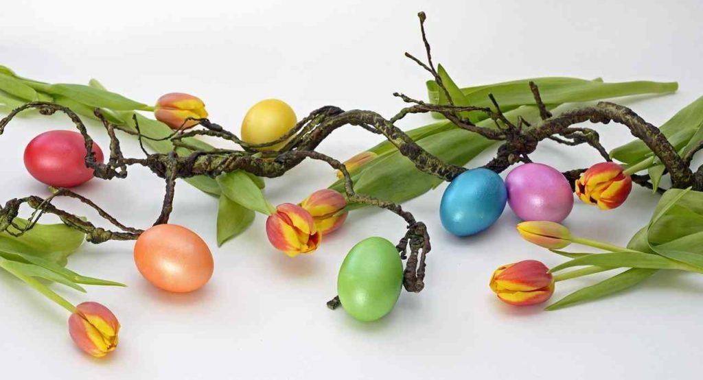 Auguri di una santa Pasqua, oggi risurrezione e rinascita