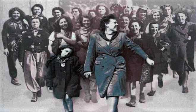 donne resistenza