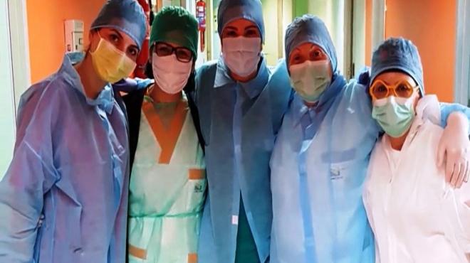 """A tu per tu con un'operatrice sanitaria del Covid Hospital """"Cutroni Zodda"""" di Barcellona Pozzo di Gotto"""