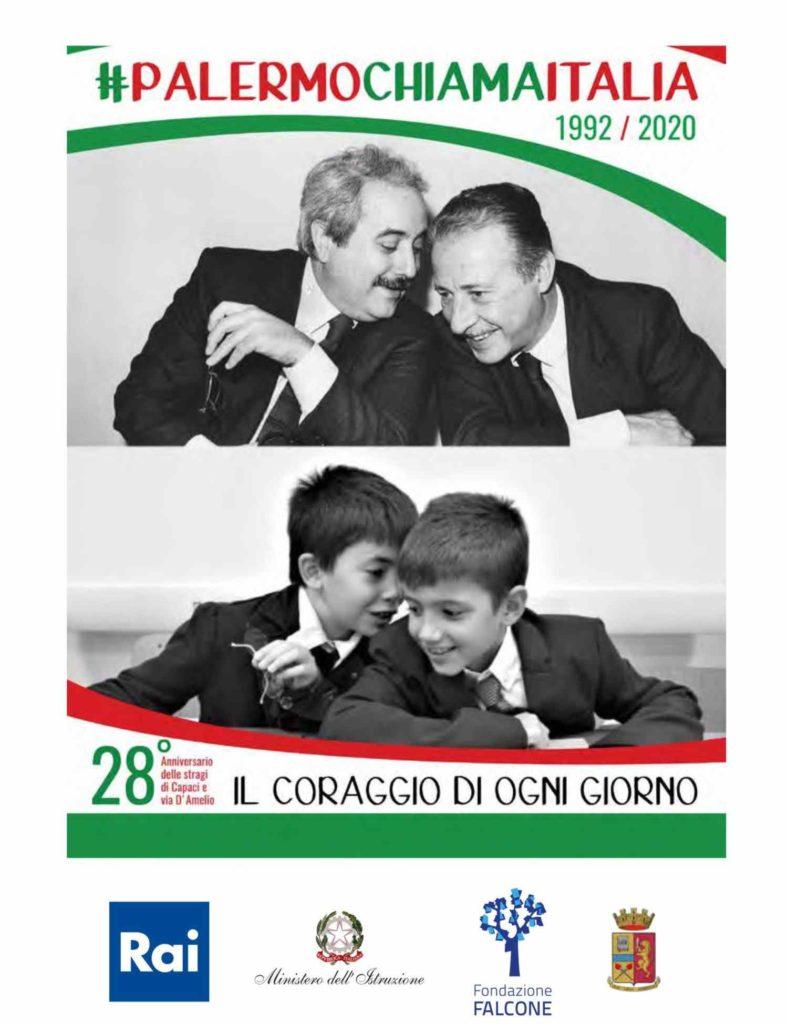 #PalermoChiamaItalia2020-Il Coraggio di Ogni Giorno