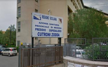 """Covid Hospital """"Cutroni Zodda"""" di Barcellona Pozzo di Gotto"""