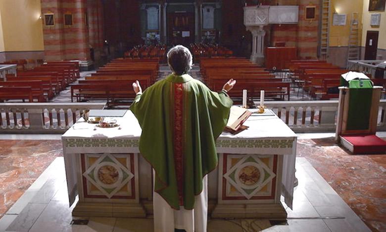 Le misure di contenimento Covid hanno chiuso scuole e chiese