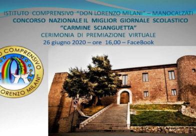 L'Ettore, vince il primo premio al XX Concorso Nazionale Il Miglior Giornale Scolastico Carmine Scianguetta