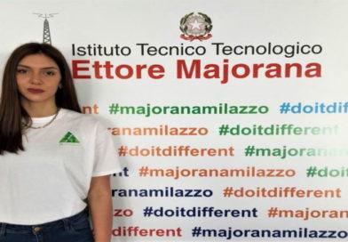Il MAJORANA di Milazzo con Rosamaria Imperiale riceve il premio Leadership Award JA e il ruolo di scuola capofila per JA ALUMNI