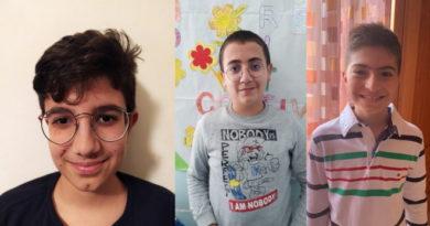 Terzo Comprensivo Milazzo: tre allievi in finale nazionale ai Giochi Matematici